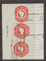 UK GB or Colonies revenue Fiscal Cinderella stamp 6-14-20-7