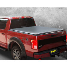 "For Toyota Tundra 2007-2018 SOFT Tonneau Cover 6.5ft 78"" Short Bed ROLL UP LOCK"