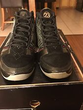 Air Jordan XX3 23 Black/Varsity red/Stealth Air Jordan retro 11 12 13 5 3 7 6 4
