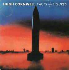 """HUGH CORNWELL - Facts + Figures - french 7"""" / 45T - 1987 - THE STRANGLERS"""