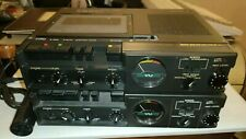 More details for 2 marantz pmd201 professional field recorders. one working,  and one for spares.