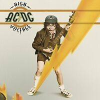"AC/DC ""HIGH VOLTAGE"" CD SPECIAL DIGIPACK EDITION NEU"