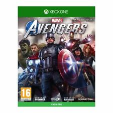 Marvel's Avengers (Xbox One)  BRAND NEW AND SEALED - QUICK DISPATCH - IMPORT