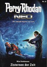 Perry Rhodan NEO-Bd.22: Zisternen der Zeit-Wim Vandemaan-Science Fiction Roman