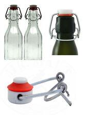 10 tappi tappo meccanico a macchinetta in porcellana chiusura ermetica bottiglie