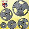 """Weight Plate Set 1"""" Weider Coated Home Gym Equipment Fitness Exercise Workout"""
