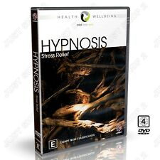 Hypnosis Stress Relief : Susan Hepburn : New Health DVD