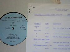JOHNNY RODRIGUEZ Ralph Emery Show 9/19/83 5 lps 5 hours