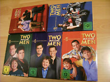 5x Two and a Half Men / Staffel 1+2+3+4+5 (mit Charlie Sheen) / top Zustand