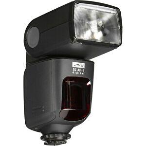 Metz Mecablitz 52 AF-1 TTL Touchscreen Shoe Mount Flash - Sony M.L. fit  *NEW*