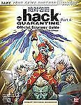 .hack(tm) Part 4: Quarantine Official Strategy Guide by BradyGames