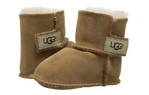 NEW INFANT UGG ERIN CHESTNUT 5202 HIGH BOOTIE ORIGINAL