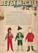 Betsy McCall & The Bird'S Christmas Carol-Dec, 1969