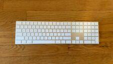 Apple Magic (MQ052LL/A) Wireless Keyboard with Numeric Pad - Silver