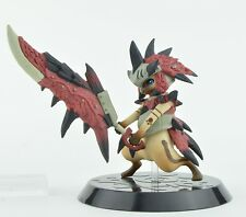 Monster Hunter Capcom Figure Builder Atomo Airou Collection - Rathalos Felyne