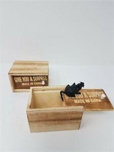 Rat Surprise Box - Joke Surprise Scare Box