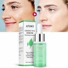 Green Tea Serum Whitening Collagen Anti-Aging Wrinkle Lift Firming Face Cream
