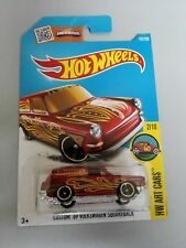 HOT WHEELS CUSTOM '69 VOLKSWAGEN SQUAREBACK 192/250