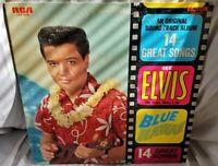 Elvis Presley Blue Hawaii RCA Victor 1977 VG