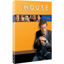 House - Season Two (DVD, 2006, 6-Disc Set, WS) Hugh Laurie NEW!