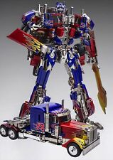 Transformers WJ SS05 Commander Oversized Optimus Prime Action Figure Hobbies NEW