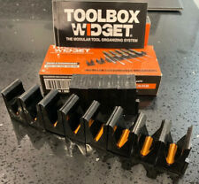 Official Toolbox Widget Screwdriver organisers, 8piece box Snap On Tools Mac