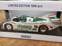 NOREV 187401 187405 187406 187407 187409 PORSCHE 962C model GT race cars 1:18th