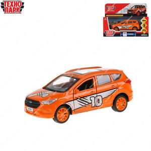 Tehnopark Diecast Vehicles Sport Ford Kuga Russian Toy Cars 12 cm