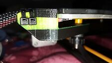 Creality CR-10 Strain relief bracket for heated bed cable 3d printer hic top