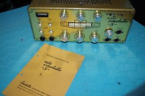 Klemt Echolette NG 51 S Tube Delay (Without Power Cord)