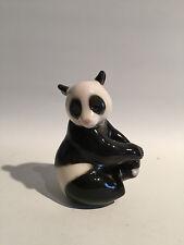 50er años Design porcelana figura panda oso rusia Bear Russia figure