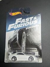 hot wheels fast and furious Toyota Supra (Cracked Plastic)
