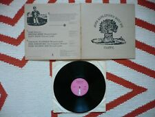Traffic John Barleycorn Must Die Vinyl UK 1970 Island Rough Pink I A2/B2 LP EXC+