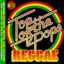 Top Of The Pops Reggae Hits CD Desmond Dekker,Shaggy,Aswad,Johnny Nash GIFT IDEA