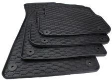 Fußmatten passend für Audi A6 4F C6 Avant A6 Allroad S6 RS6 Gummimatten Allwette