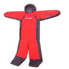 KingCamp Adult Mummy Sleeping Bag Suit M Ultralight Camping Sleeping Wear Warm