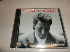 Cd   Vince Gill  – I Still Believe In You