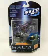 New McFarlane Toys Micro Ops Halo Series 1 Ghost vs Wolf Spider Mini Figure Fp20