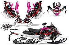 AMR Ski Doo Gen 4 MXZ Renegade Summit 850 Snowmobile Sled Wrap Kit 2017+ FRNZY R