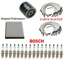 Tune Up Kit Filters Wire Spark Plugs Fit DODGE DURANGO V8; 5.7L 2004-2005