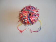 Plymouth FLIRT - Color #116 Red/Navy/Yellow - 93 Yards Each - Retail $9.50 Each