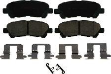 Disc Brake Pad Set-Posi 1 Tech Ceramic Rear fits 08-13 Toyota Highlander