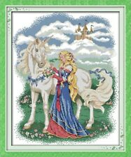 Entièrement neuf sous emballage joie dimanche cheval blanc et princesse Cross st...