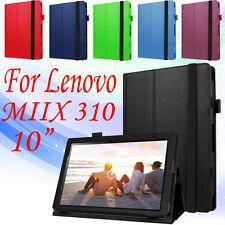 magnetica Custodia Folio in pelle Stand per Lenovo MIIX 310 10.1 pollici