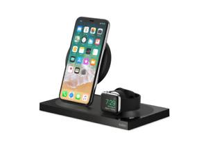 Belkin Boost Up 2-in-1 Fast 7.5W Wireless Charging Dock For iPhone + Apple Watch
