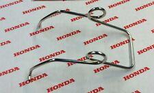 Honda CT70 Trail-70 Tool-Kit Spring Under Seat Brushed Steel