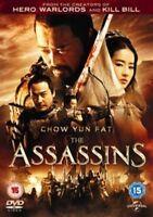 The Assassins [DVD] [2012], Excellent DVD, Yun-Fat Chow, Yifei Liu, Hiroshi Tama