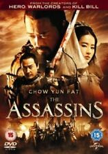 The Assassins (DVD, 2013) Chow Yun Fat Han Dynasty epic