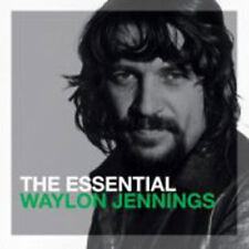 Waylon Jennings - The Essential NEW CD