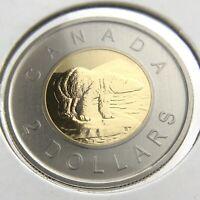 2012 Specimen Canada 2 Dollar Toonie Uncirculated Canadian Coin Two Dollar N578